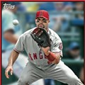 Albert Pujols' New Baseball Card