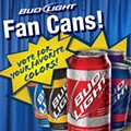 "Colleges Not Fans of Bud Light ""Fan Cans"""