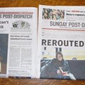 Post-Dispatch Squeezes Into Its Skinny Jeans