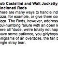 "Jocketty on ""Most Embarrassing"" List"