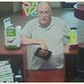 "FBI Seeks Help Nabbing ""Granddad Bandit"" -- Elderly Robber May Have Struck 21 Banks"