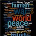 Obama's Nobel Prize Acceptance Speech (Graphic)