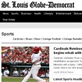 Sports Staff Quits Globe-Democrat
