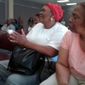 Mourners Gather for Tearful Homicide Vigil