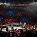 WWE's Royal Rumble Came to St. Louis Last Night