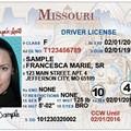 Sneak Peek at Missouri's New, Hi-Tech Driver License