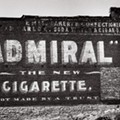 """Signs of Olden Times: Author William Stage Chronicles the """"Fading Ads of St. Louis"""""""