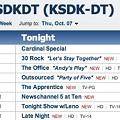 Sucky Cardinals Season Just Gets Worse: KSDK Will Air Season 'Highlights' Instead of 'Community'