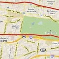 Joplin Tornado Relative to St. Louis (Map)