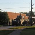Ferguson Residents React to Dellwood Market Looting, Militarized Police Presence