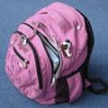 "Nutshellz, Local Company, Makes ""Guardian Angel"" Bulletproof Inserts for Kids' Backpacks"