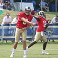 Rookies Shine at Rams Training Camp, Have Yet to Become Tainted