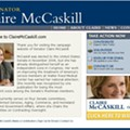 ClaireMcCaskill.com Officially Worth $4,000