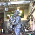 Update: Chuck Berry Statue Kerfuffle in U. City