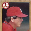 Baseball Card of the Week: John Tudor in 1987