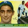 Baseball Card of the Week: Sandy Koufax