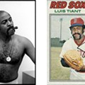 Photos: Baseball Mustache Hall of Fame