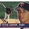 Baseball Card of the Week: Kyle Lohse Rookie Card