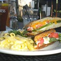 Guess Where I'm Eating this Sandwich and Win a Gift Certificate to Gioia's! [Updated With Winner!]