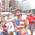 World Cuppage: USA 1 - England 1; Yankee Doodle Culinaria at the Old Post Office Plaza