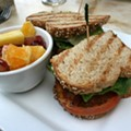Guess Where I'm Eating this BLT and Win a $10 Gift Certificate to Porter's Fried Chicken [Updated With Winner]!