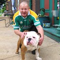RIP Tank the Bulldog from O'Malley's Irish Pub