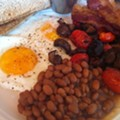 Guess Where I'm Eating Breakfast and Win a $10 Gift Certificate to Gokul! [Updated with Winner!]