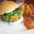 "Eater's Burger ""Heat Map"" Salutes Five Bistro"