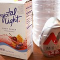 Battle Water Enhancers: Crystal Light vs. MiO