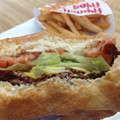 Guess Where I'm Eating This Burger and Win $25 to Cyrano's [UPDATED]