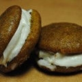 Try the Pumpkin Whoopie Pie at Sugaree Baking Company