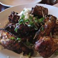 Fire Wings at Peel Wood Fired Pizza
