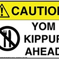 Where to Break the Yom Kippur Fast