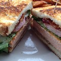 UPDATED: Guess Where I'm Eating This Salmon BLT and Win $25 to De Palm Tree