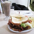 "#30: The ""Heart Stopping BLT"" and a Chocolate Malt at Crown Candy Kitchen"