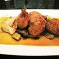 #17: Benne's Farm Half Chicken at Five Bistro