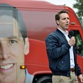 Josh Hawley Is Too Busy Campaigning to Do His Job, Complaint Alleges