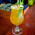 Brasserie by Niche Bartender Michele Bildner Mixes...A Perfect Pimm's!
