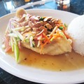 #42: <i>Pla Song Kruang</i> at Basil Spice Thai Cuisine