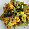 Devi Gurung States of Everest Cafe: Recipe for Fresh Mixed Vegetable Tarkari