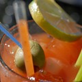 Drink of the Week: Bloody Mary, the Rock and Roll Craft Show at Third Degree Glass Factory