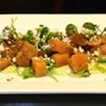 Vino Nadoz's Roasted Golden Beet Salad: A Recipe from Chris DiMercurio