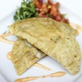 #3: <i>Quesadillas Tradicionales</i> at Milagro Modern Mexican