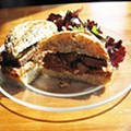 #88: Brisket Sandwich at Winslow's Home
