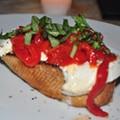 I Fratellini Offers Vegetarians Bruschetta, Raviolo and Numerous Tasty Salads