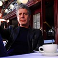 """Interview with Anthony Bourdain: """"I Wonder Sometimes If I'm a Malevolent Force"""""""
