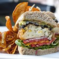 What is St. Louis' Most Underrated Veggie Burger?
