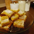 OMG! New Yorkers Discover Gooey Butter Cake!