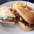Guess Where I'm Eating This Sandwich and Win $25 to Kampai Sushi Bar [Updated with Winner!]