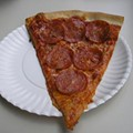 The Dish: A Slice of Pepperoni from Bridge & Tunnel Pizza